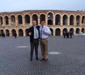 Verona-Elder Skinner & Griffiths companion exchange
