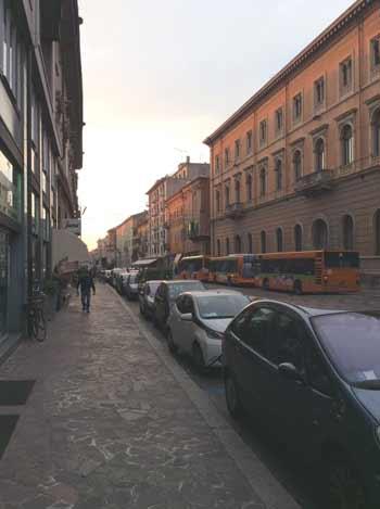 Verona Tight Fit Parking