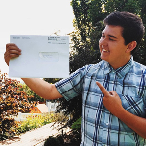 Braden Griffiths Mission Call Letter