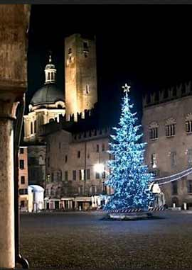 Merry Christmas from Mantova Italy